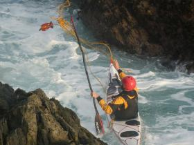 Incident Management Sea Kayaking