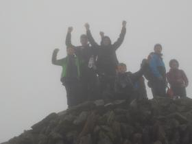 Guided Mountain Walk to Summit of Snowdon