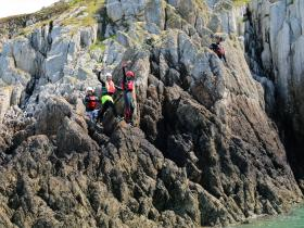 Stag Do with Anglesey Adventures
